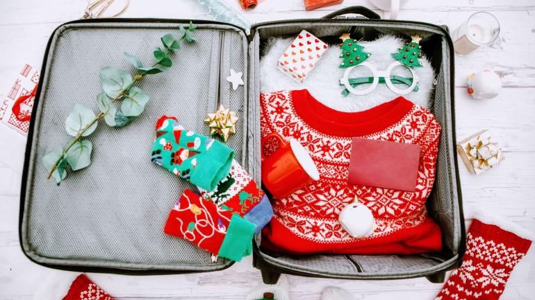 La ventana de los viajes | La Navidad fuera de casa