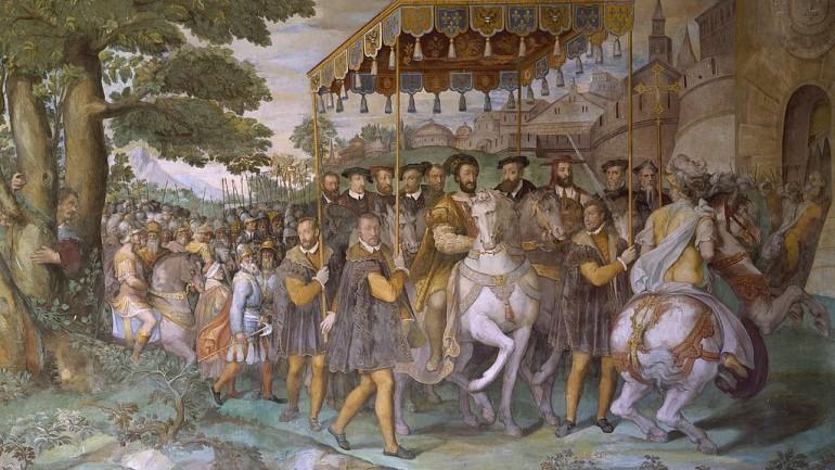 Acontece que no es poco | Firma del Tratado de Madrid. Dos reyes a guantazos