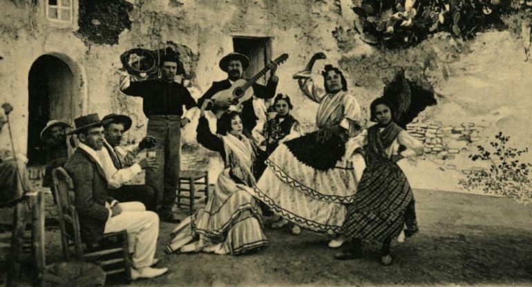 Resultado de imagen de comunidad gitana en Andalucía