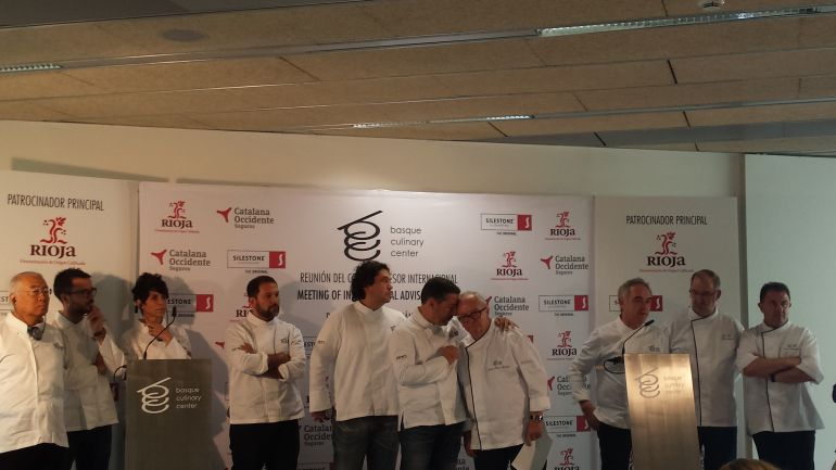 Se gradúan los primeros alumnos del Basque Culinary Center