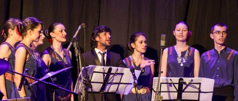 Arcángel Y Las Voces Búlgaras Se Encuentran En Estruna Radio Sevilla Actualidad Cadena Ser