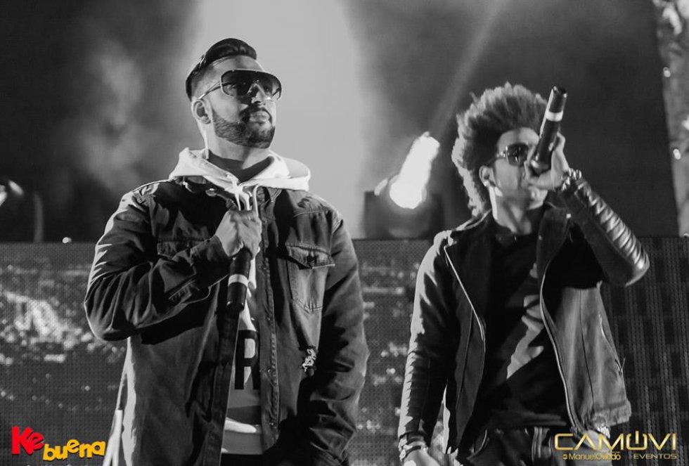 """10.000 personas disfrutaron del concierto de """"Ke Buena"""" en Toledo"""