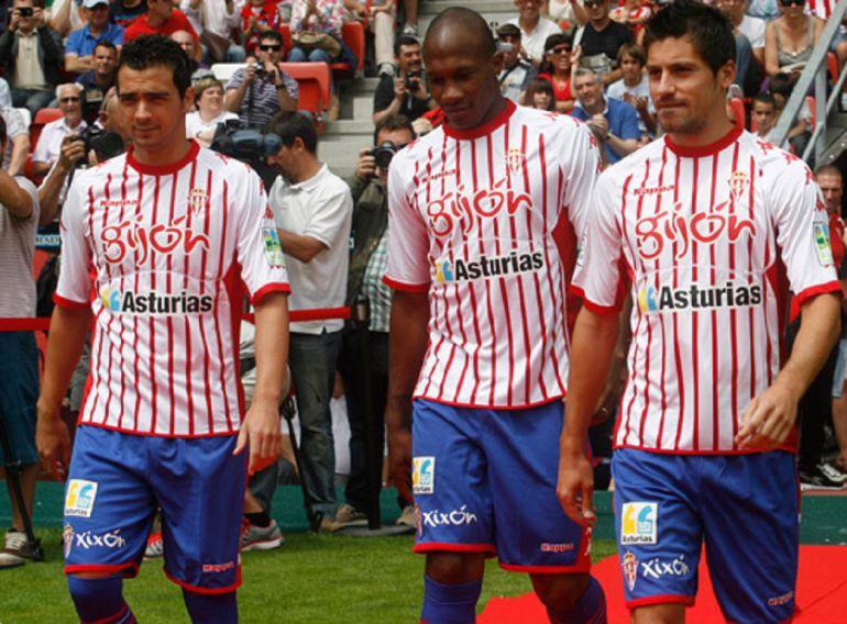 Las jugosas camisetas del Sporting  7684182b0e83a