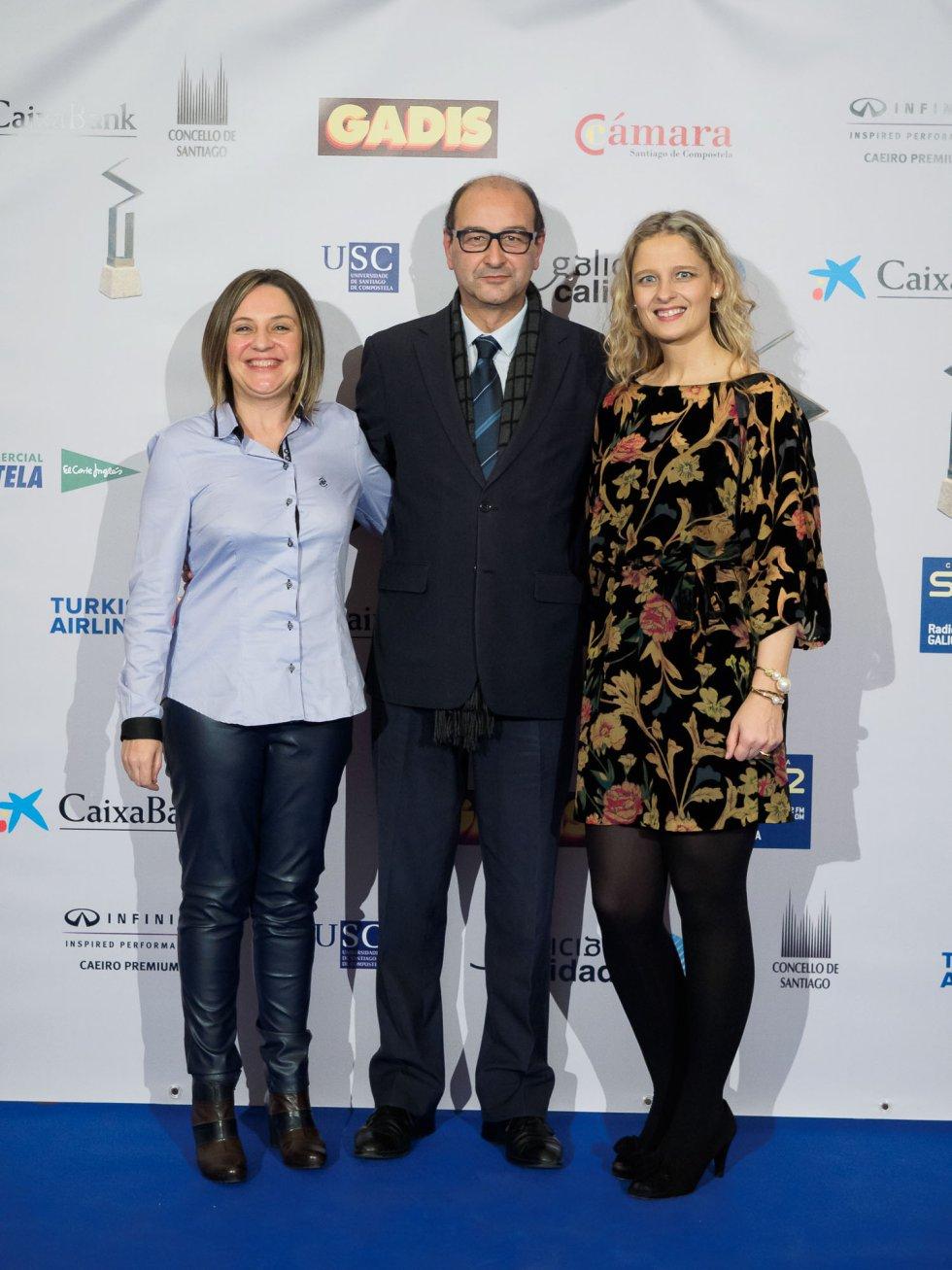 Eva, Delmiro Prieto y Ana
