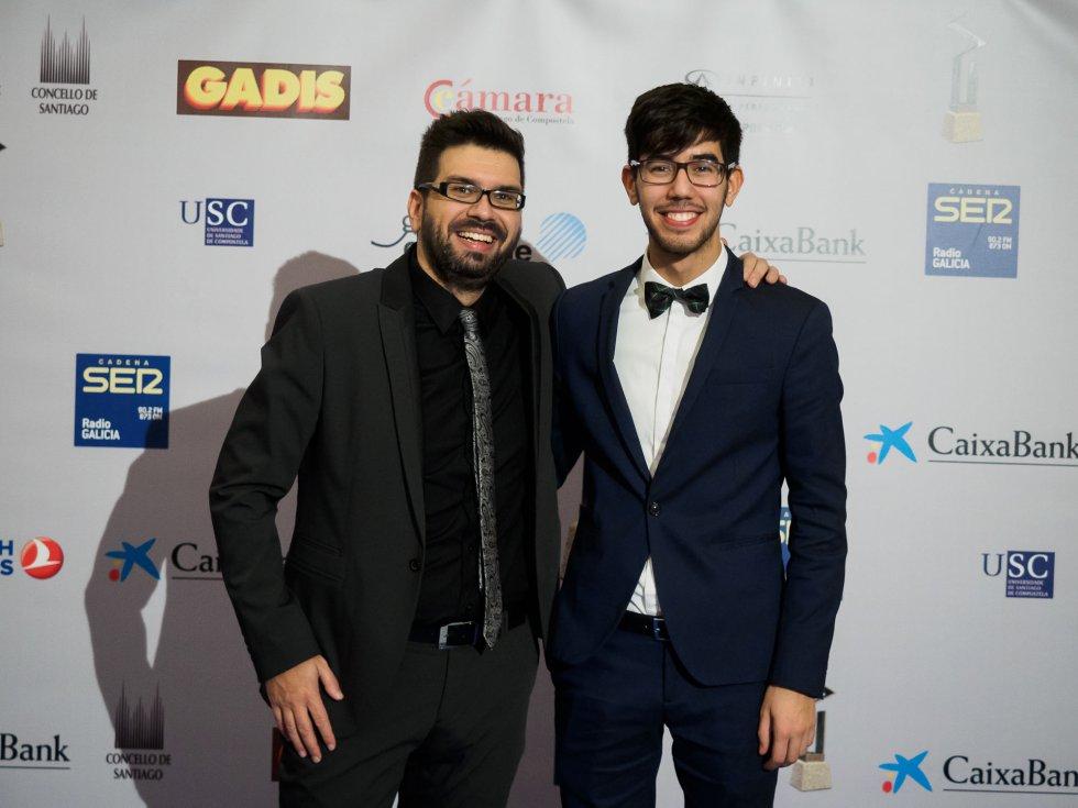 Luis Pardo y Pablo Díaz