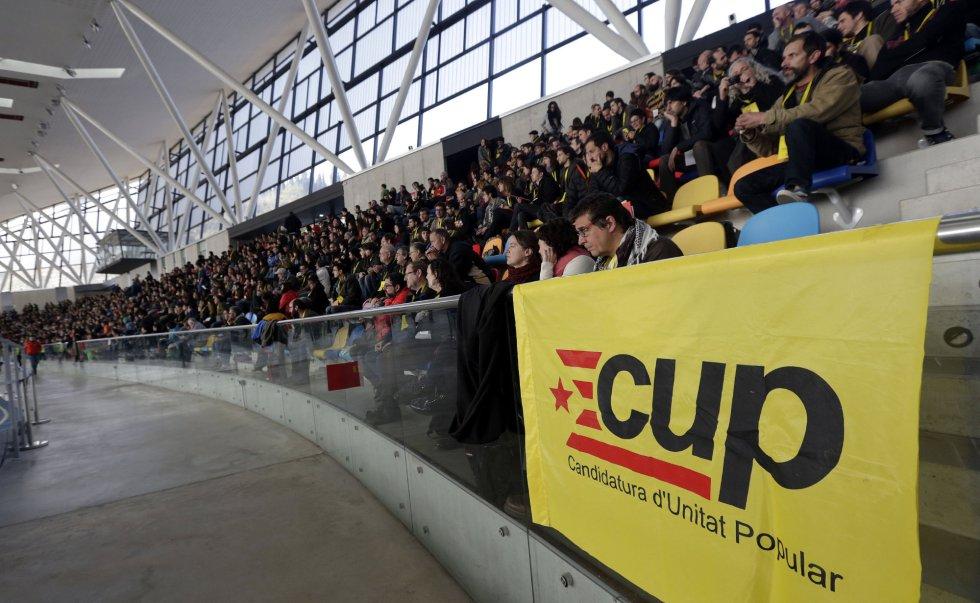 Assemblea decisiva de la CUP