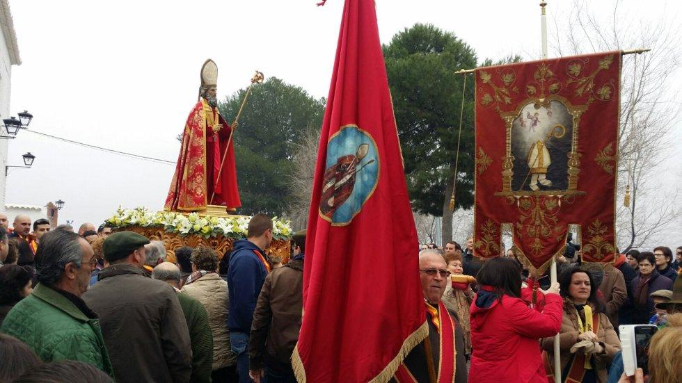 San Blas en imágenes