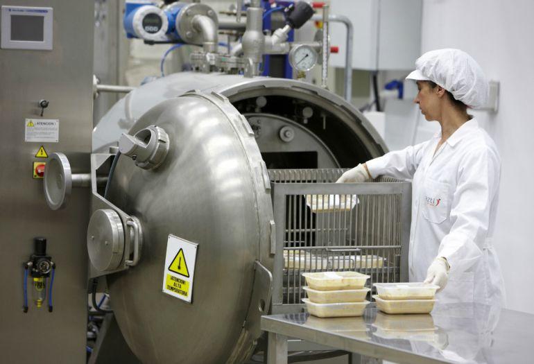 Multa histórica por \'cártel\' a las empresas de los comedores ...