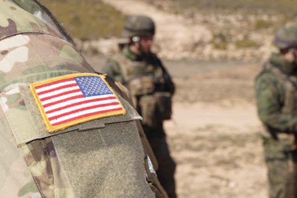 En el ejercicio ha participado el 1/503 Batallón de la 173 Airbone Brigade del US Army