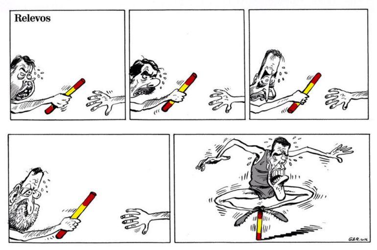Humor gráfico:: Gallego y Rey:
