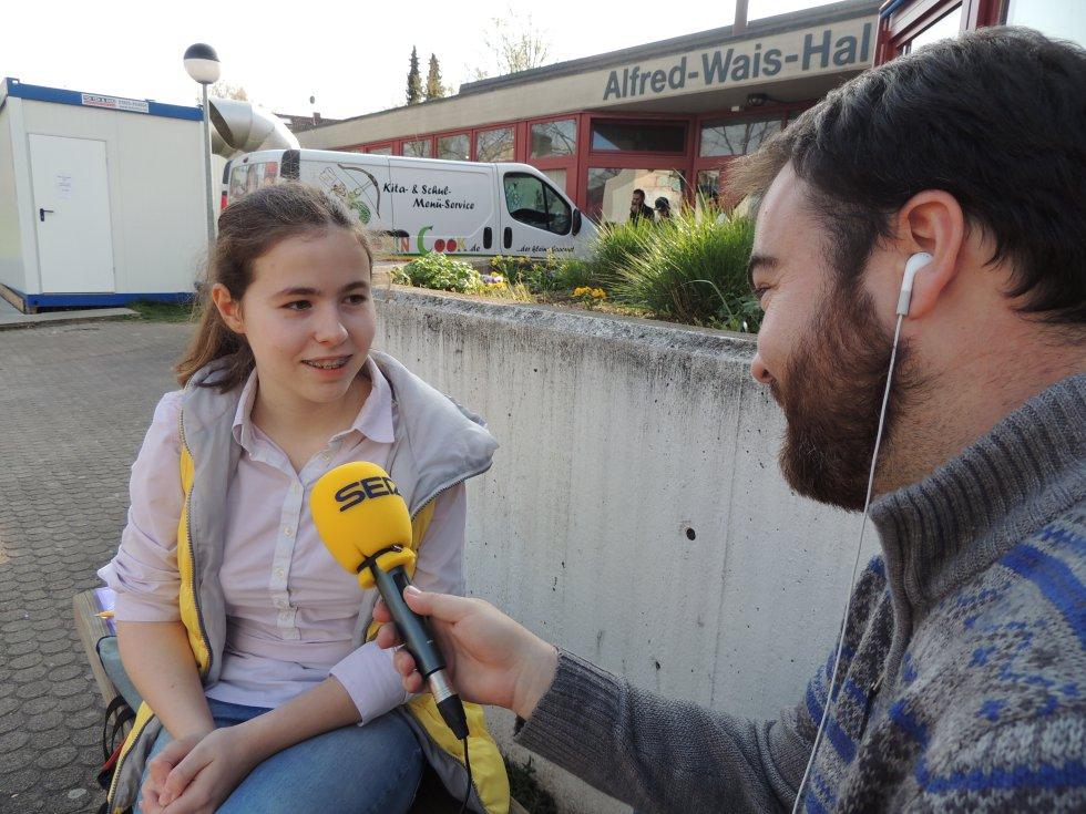 Visitem un centre de refugiats a Alemanya