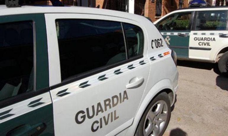 La Guardia Civil rescata a un octogenario.
