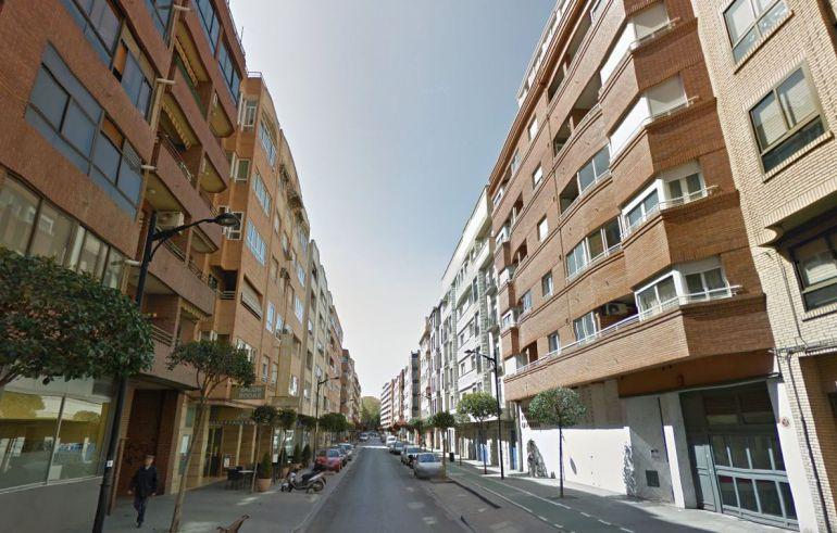 Siguen las obras de canalización de agua en la calle del Carmen ... e80e485e3932