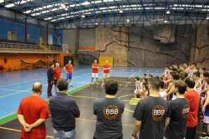 Campus Belgrado Basketball