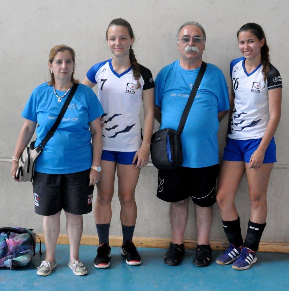 """XV Torneo Internacional de Balonmano """"ELDA HANDBALL CUP"""""""