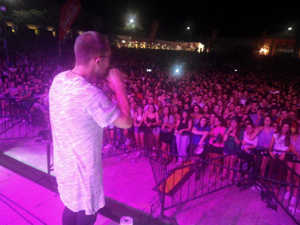 El concierto 40 Pop Myrural de Ciudad Real en imágenes