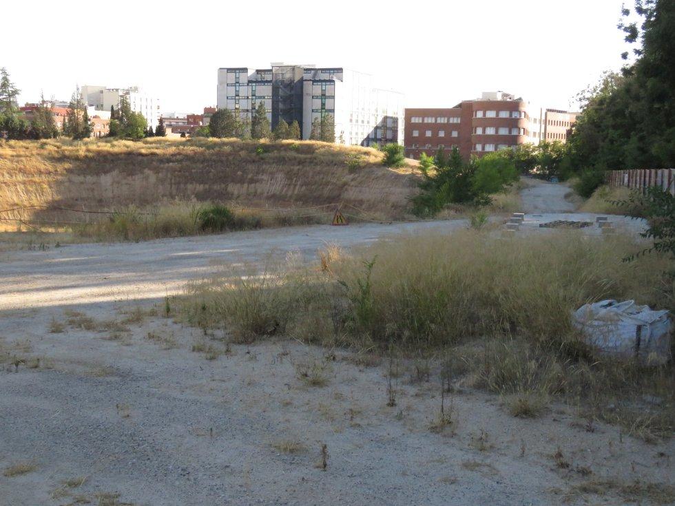Las ruinas de Vallehermoso