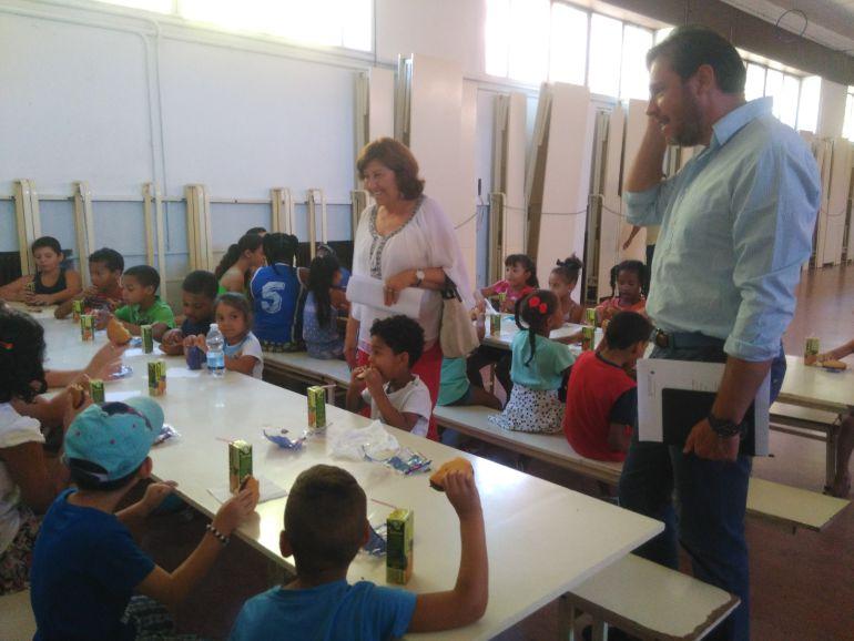 Los comedores escolares en verano se consolidan   Radio Valladolid ...