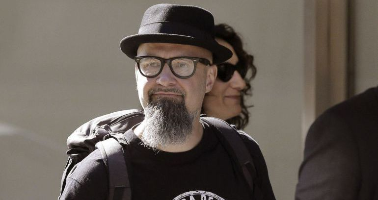 César Strawberry, líder de Def con Dos.