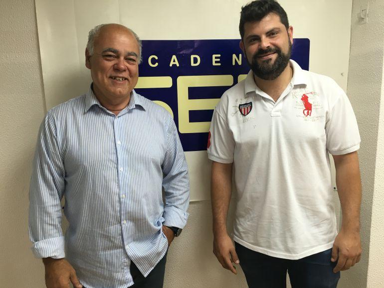 Ramón González y David Sempere