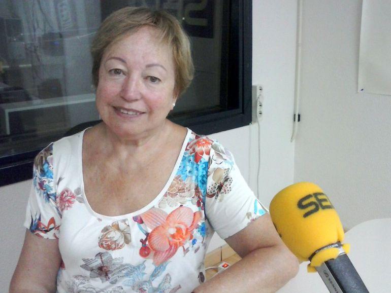Mari Carmen Segura, directora de la Coral