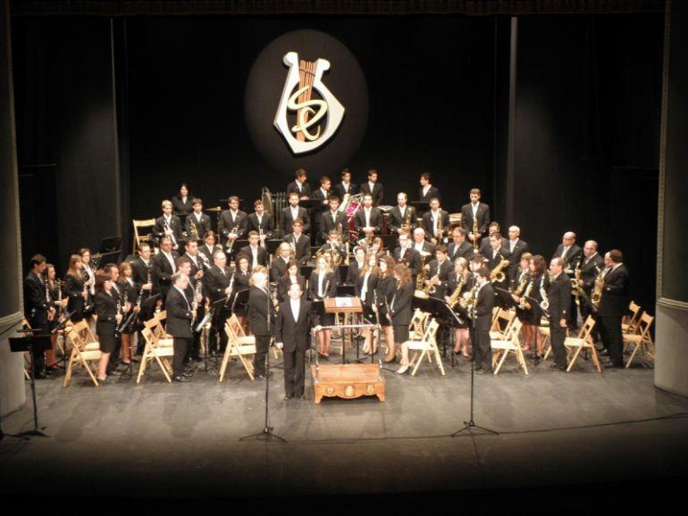 La Santa Cecilia ofrece su tradicional concierto