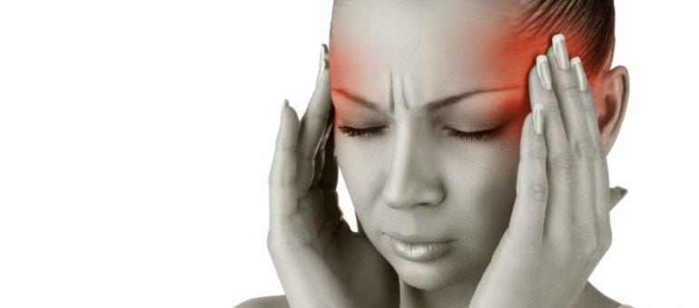 Como curar el dolor de cabeza migrana