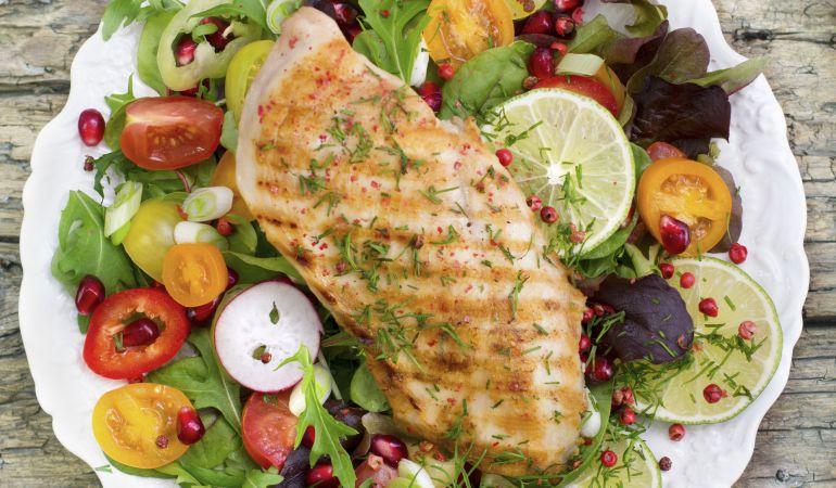 Que comidas hacen bajar de peso