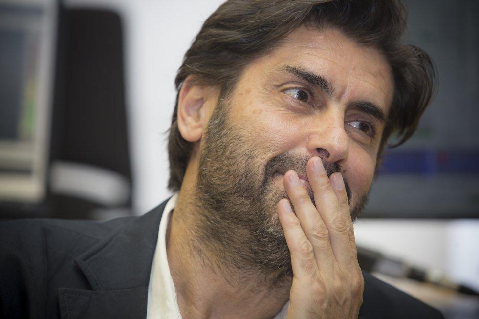 Radio Valencia: Las imágenes de la entrevista a Vicente Jiménez, director general de la Cadena SER