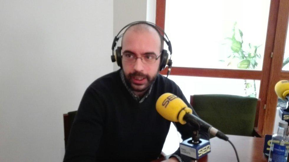 """Alfonso Sánchez, gerente de """"Los fogones del Chato"""""""