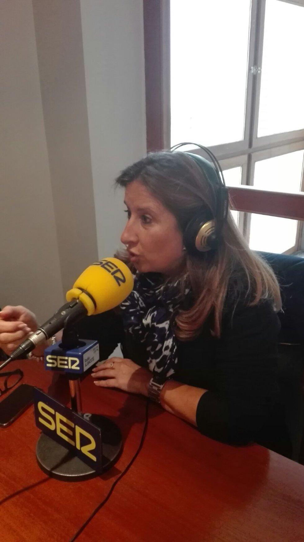 Encarna Arteaga, gerente de la Asociación de Turismo Rural de La Manchuela