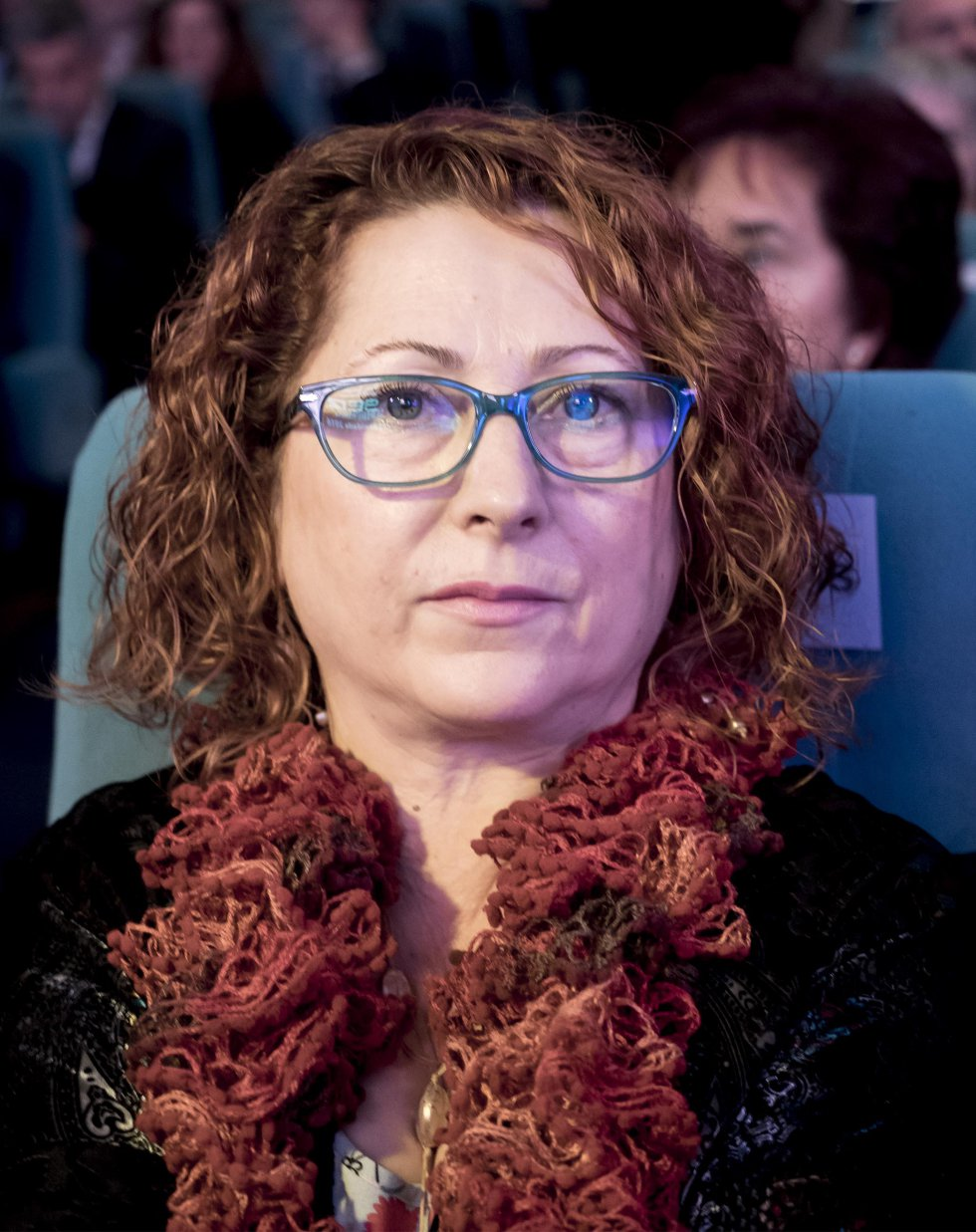 La madre de Vero Boquete, Mercedes Giadans