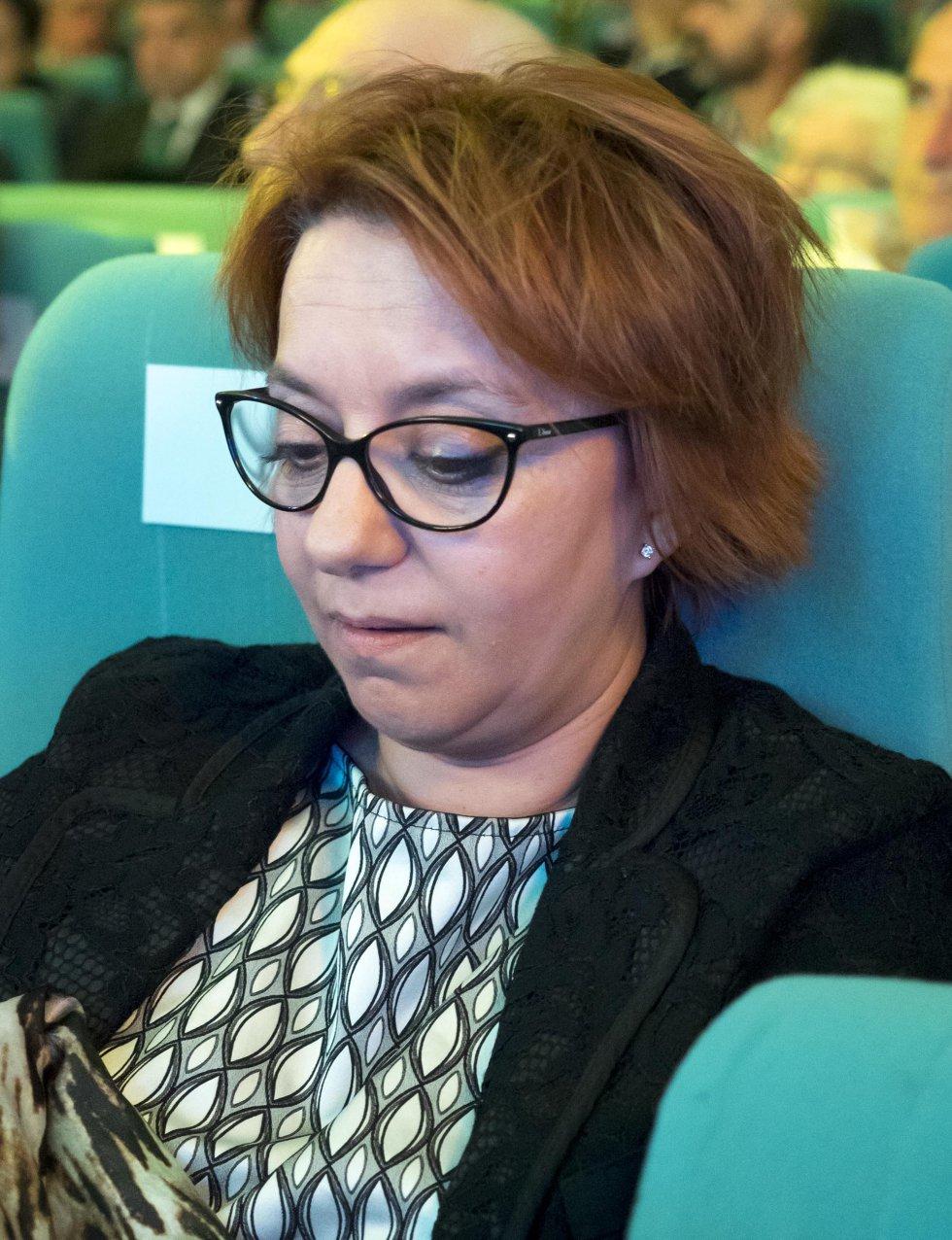 Marta Rey, gerente del Mercado de Abastos