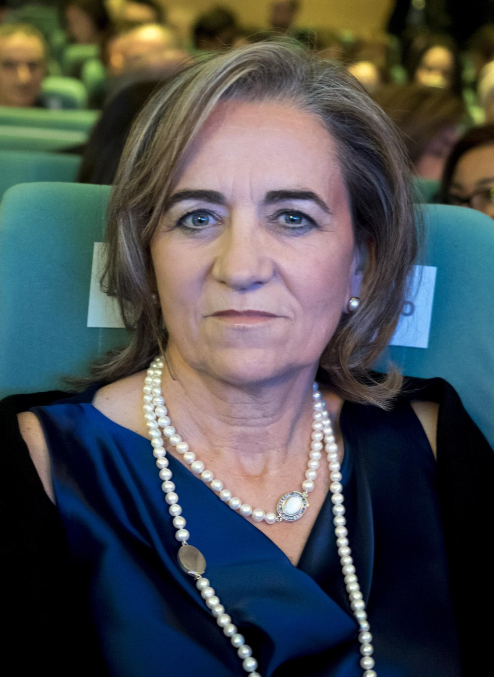 María José Alonso, catedrática e investigadora en la USC