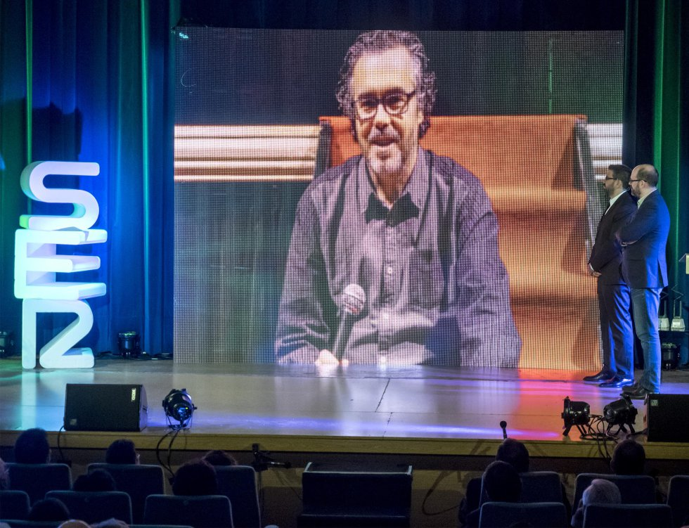 José Luis Losa, director de Cineuropa
