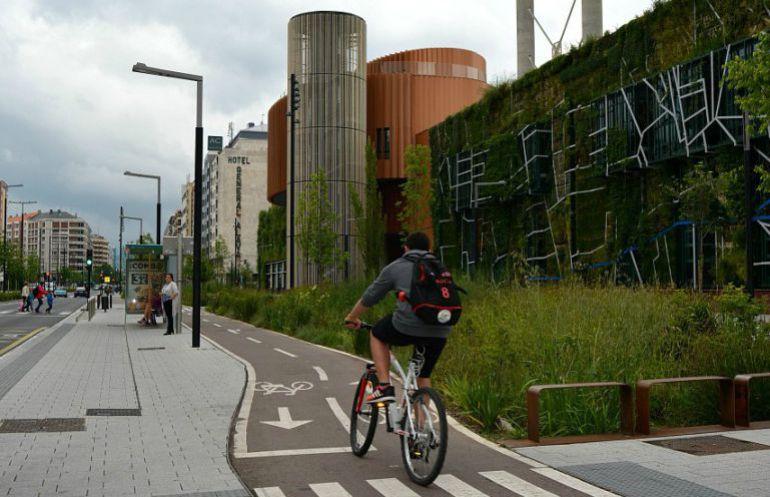 Geograma ha calculado el ahorro en CO2 si creciera el uso de la bici