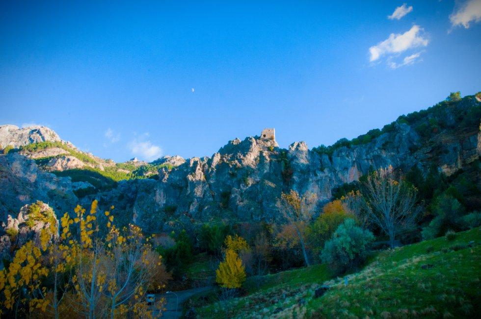 Sierra de Cazorla en pleno otoño