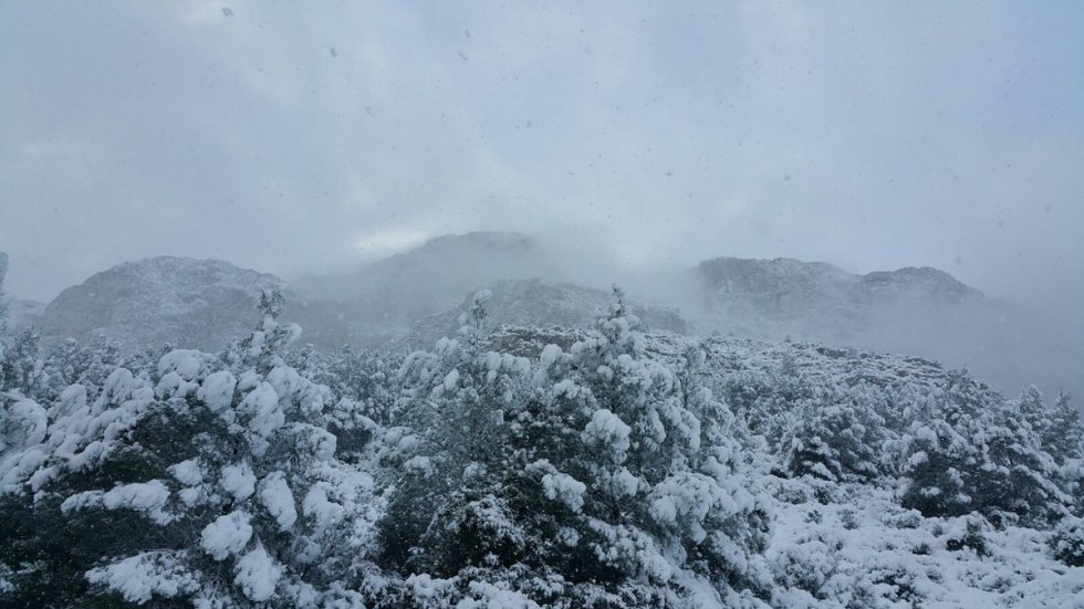 Parque Natural de El Montgó