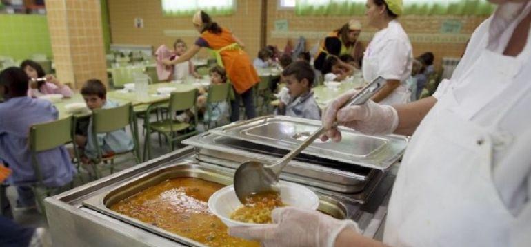 Huelga en los comedores escolares gestionados antes por Catering ...