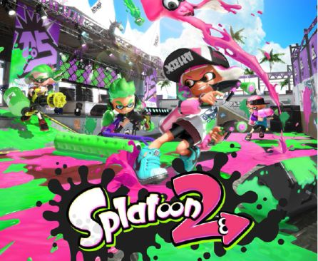 Splatoon 2.