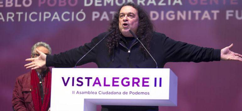 [PODEMOS] III Asamblea Ciudadana - Vistalegre 1487070753_242279_1487073587_noticia_normal