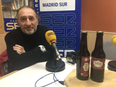 Arturo Rodríguez, responsable de The One Beer