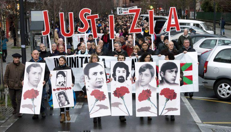 Un 3 de marzo la policía mataba a 5 trabajadores en los Sucesos de Vitoria
