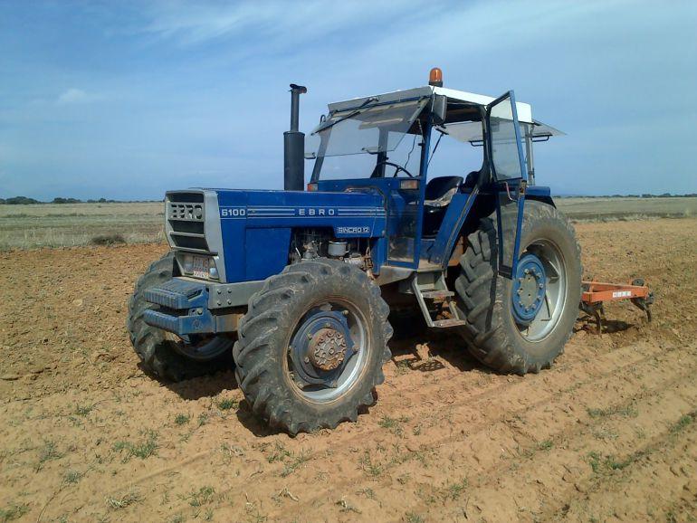 Denuncia una estafa al comprar un tractor por Internet