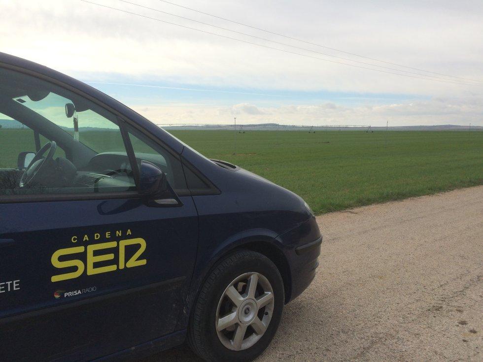 En Radio Albacete hemos estado esta mañana alguna de las zonas de riego cercanas a la capital