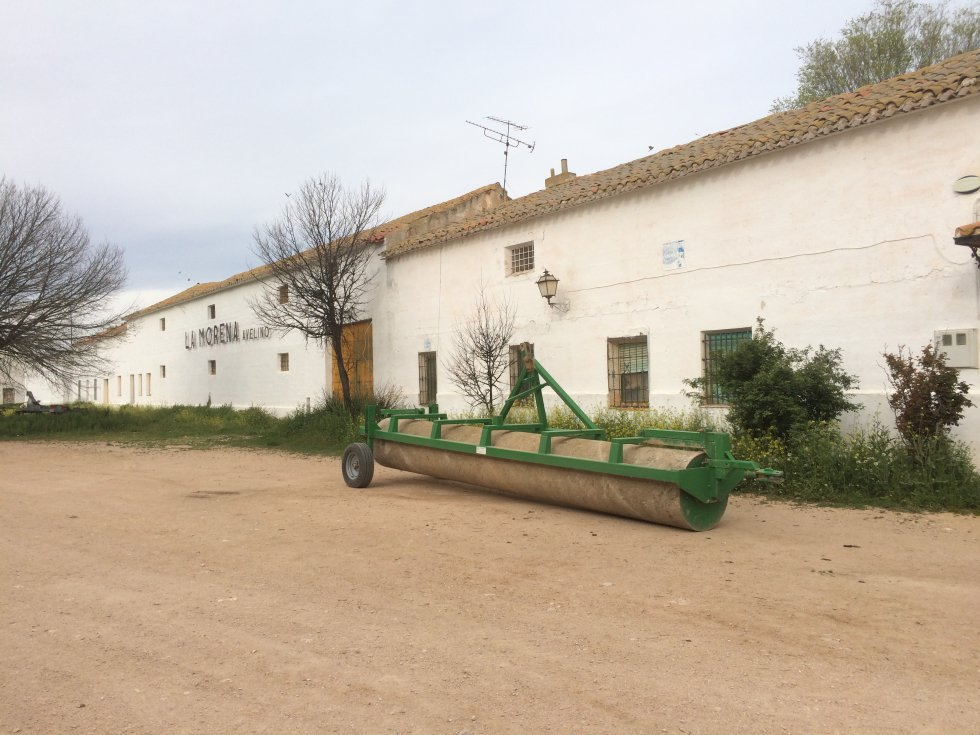 La Finca La Mora, en la que hemos estado, se encuentra a unos kilómetros de la capital