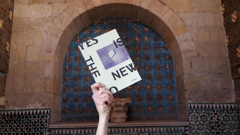 'YES IS THE NEW NO', libro sobre el primer año de Combo.