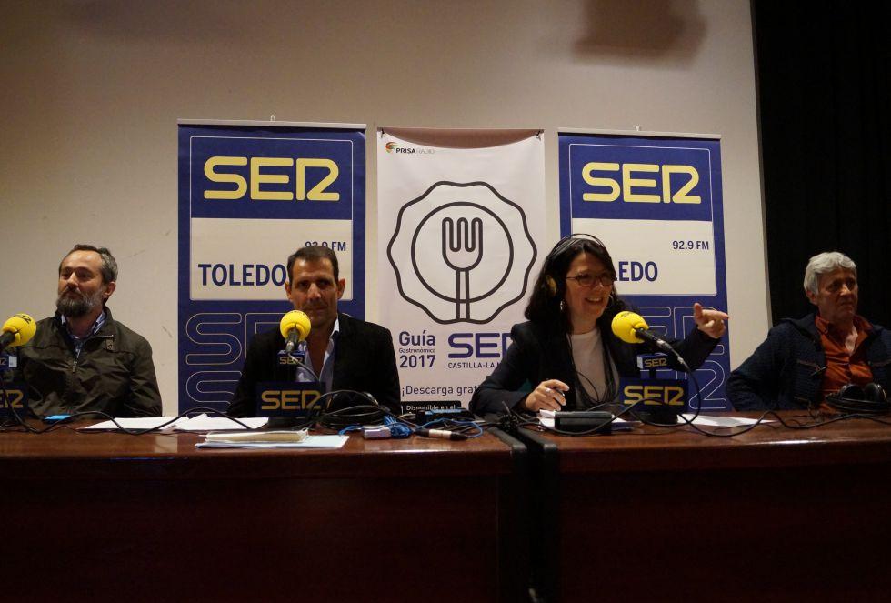 FOTOGALERÍA | Imágenes de Hoy por Hoy Toledo desde el I.E.S. Universidad Laboral