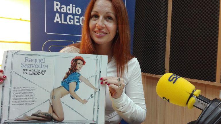 Raquel Saavedra Una Algecireña En Interviú Radio Algeciras