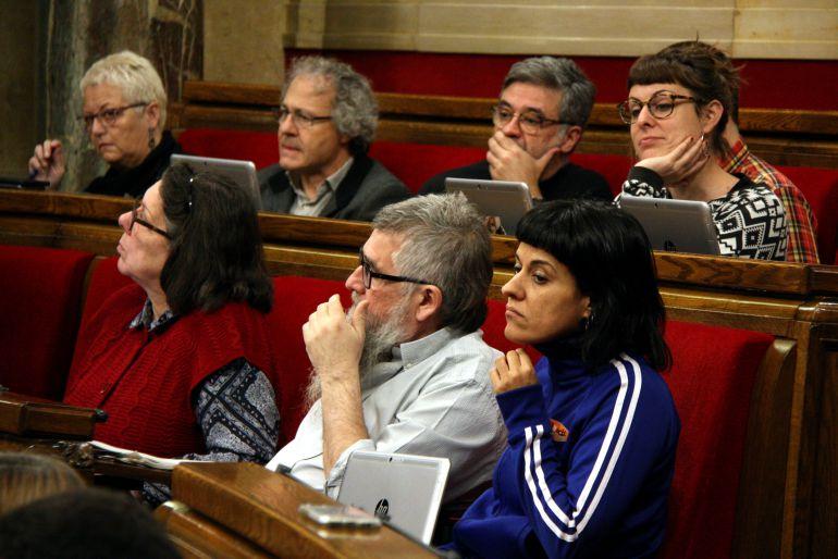 Resultado de imagen de diputats de la cup al parlament